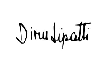 <?php echo Dinu Lipatti